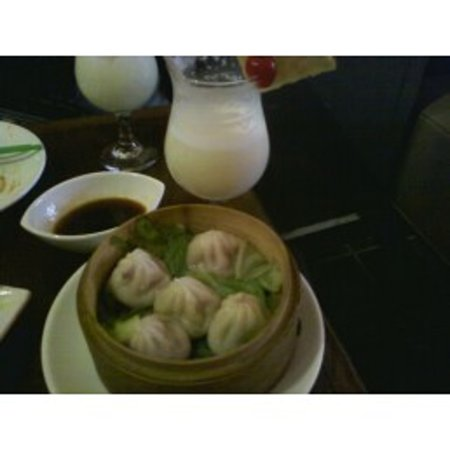 Picture of the dumpling appetizer aqua philadelphia for Aqua malaysian thai cuisine