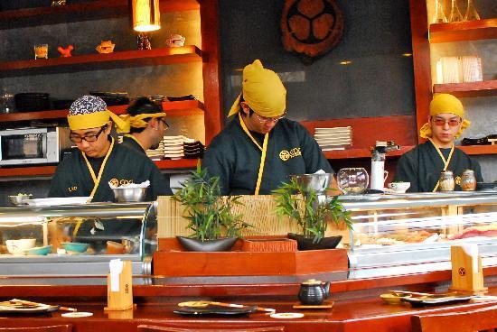 Itamae Sushi Restaurant Dubai Menu