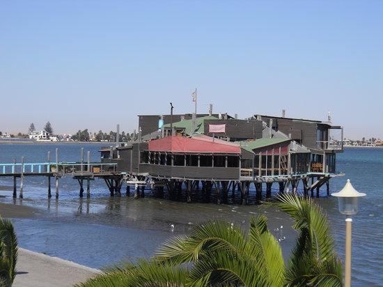 The Raft Restaurant Walvis Bay Menu
