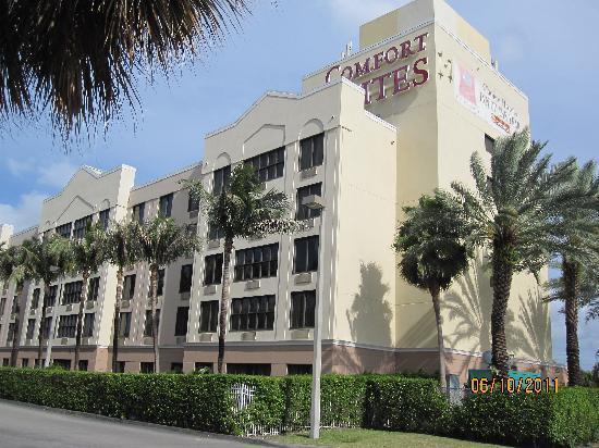 迈阿密凯富套房酒店張圖片