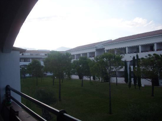 R sidence c t jardin picture of residence sognu di rena for Jardin residence