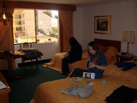 Antara Hotel: Habitación triple