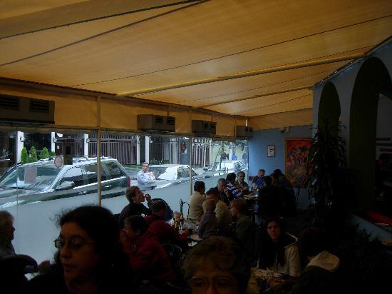 Antara Hotel: Restaurante El Punto Azul