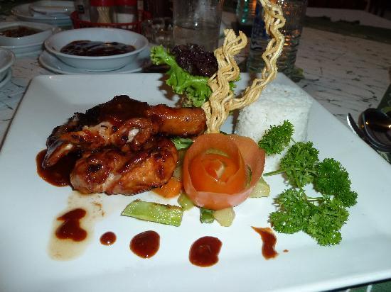 Swastika Restaurant: Grilled Chicken
