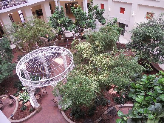 "Embassy Suites by Hilton Alexandria-Old Town: Indoor ""Courtyard"""