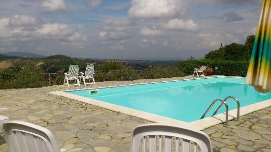 Casa Podere Monti: Pool