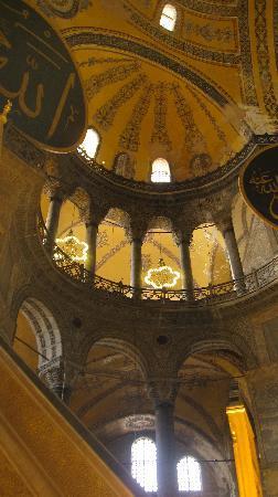 พิพิธภัณฑ์ฮาเจียโซเฟีย: Hagia Sofia
