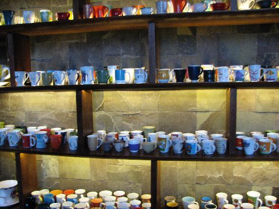 ดับบลิวรีทรีทแอนด์สปา บาหลี-เซมินยัค: Mugs
