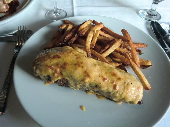 Anson Restaurant : NY Steak
