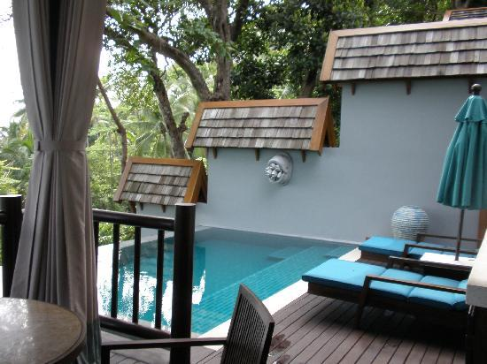 Four Seasons Resort Koh Samui Thailand: Villa Pool