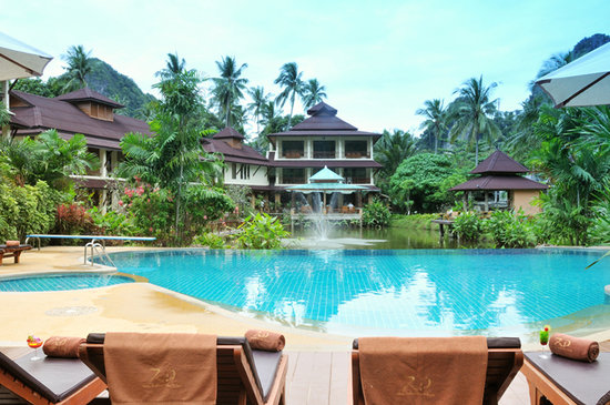 Railay Princess Resort and Spa: Atmosphere