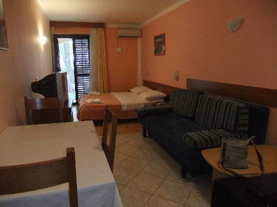 Podstrana, Kroasia: Studio apartment at Lavica