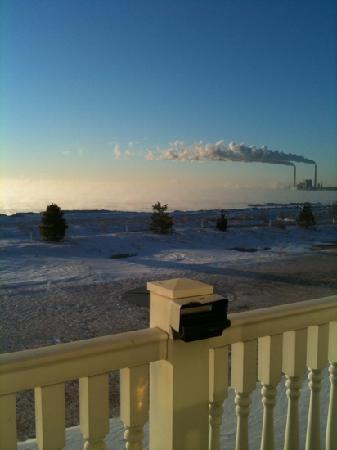 Trattoria Stefano: winter can be beautiful ...