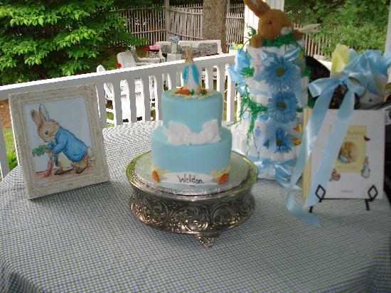 The cake table Picture of Farmhouse at Serenbe Palmetto TripAdvisor