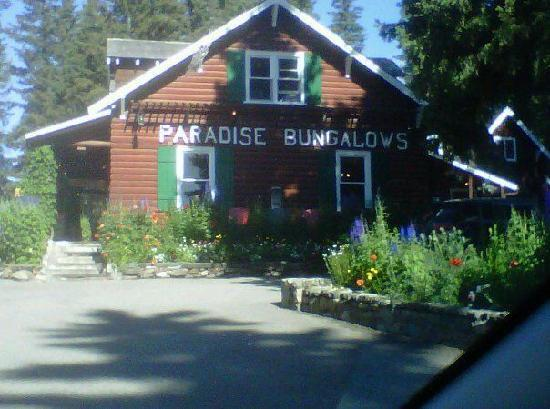 Paradise Lodge & Bungalows: Welcome to paradise!