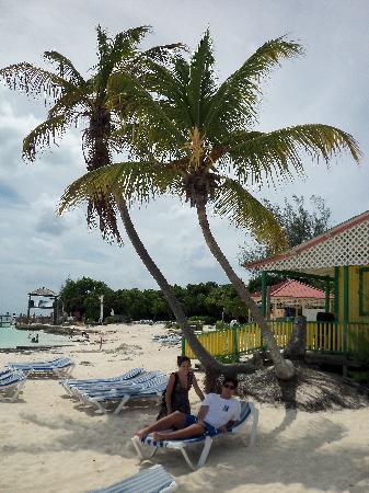 Stingray Adventure: Beach, beach, beach.