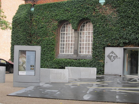 Exterior of museum - Billede af Dansk Jødisk Museum, København - TripAdvisor