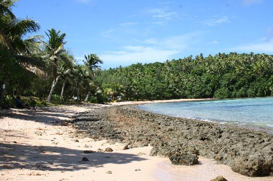 Hakula Lodge : Beautiful Beach for swimming & snorkling