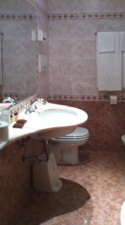 โรงแรมเจเนีย: Bathroom