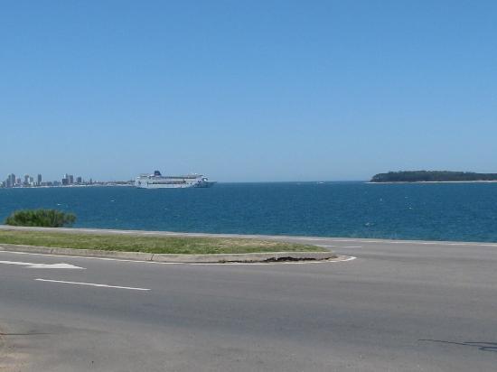 Punta del Este, Uruguay: Maldonado Bay