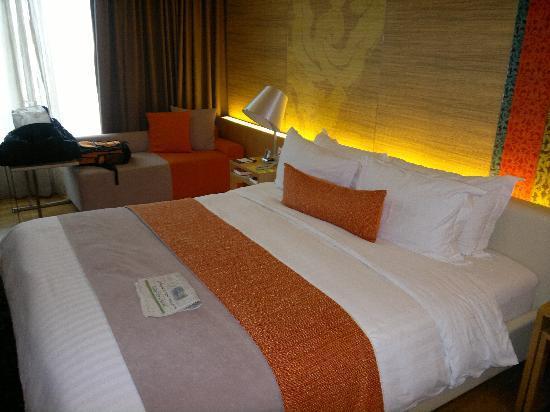 โรงแรมปทุมวัน ปริ๊นเซส: The standard Room