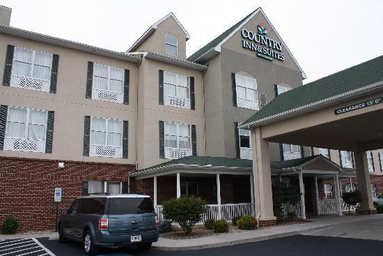 Country Inn & Suites By Carlson, Harrisonburg: Country Inn And Suites Harrisonburg