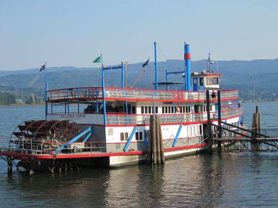 Columbia Gorge Sternwheeler Dining and Sightseeing Cruises