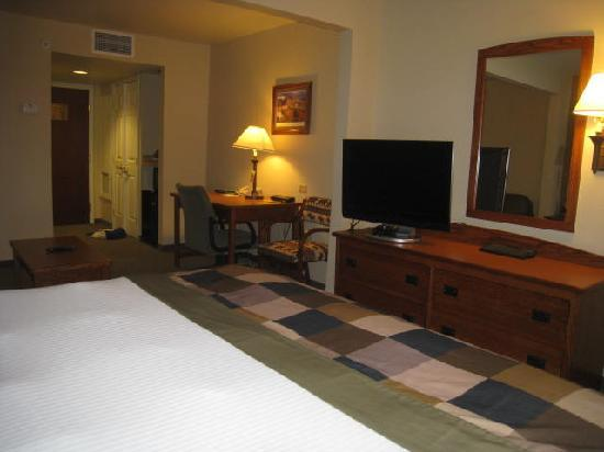 Wingate by Wyndham Missoula Airport: Overview of room 203