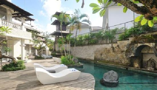 Villa Kresna Boutique Villas: Boutique Suites - Pool