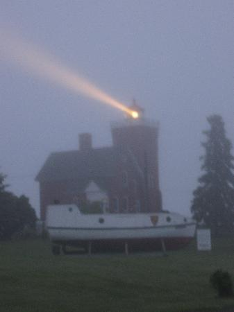 Burlington Bay Campground: Two Harbors Lighthouse