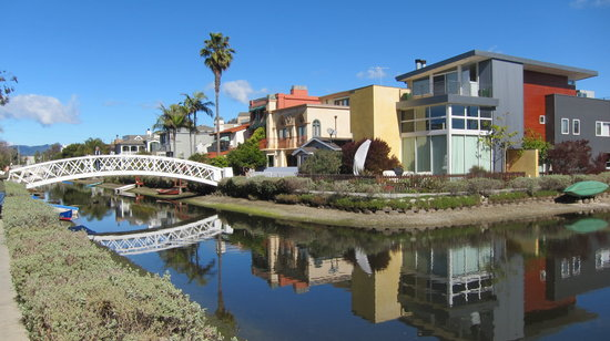 Venice Canals Walkway : Venice Canals