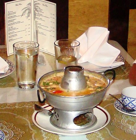Aluminium Soup Bowl With Flame In The Middle Picture Of Toomie S