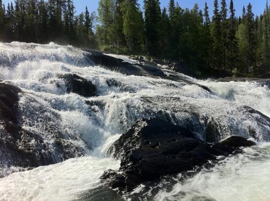 Yellowknife, Canada: Cameron ramparts