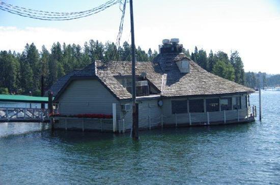 Cedars Floating Restaurant Cedar S