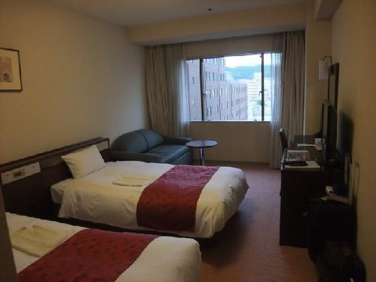 Hotel Keihan Kyoto: Twin Room
