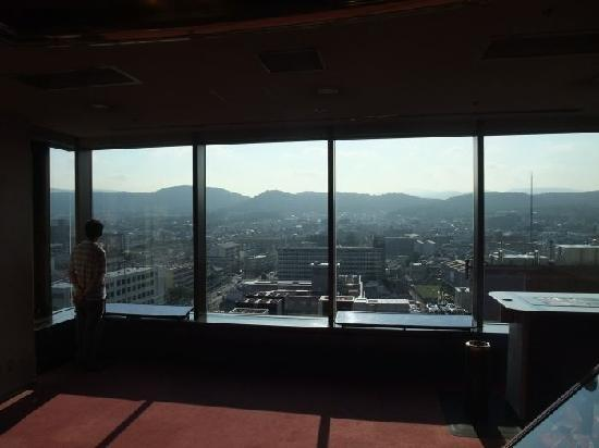 Hotel Keihan Kyoto Grande: Restaurant Elevator Lobby View