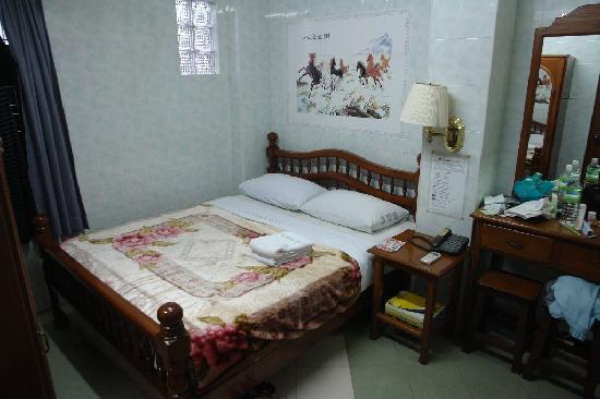 May Shan Hotel: Zimmer