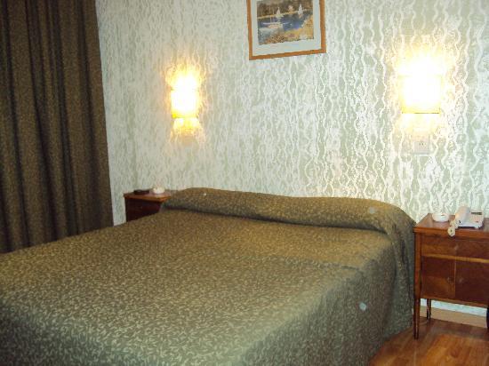 Hotel El Cabildo: Habitación