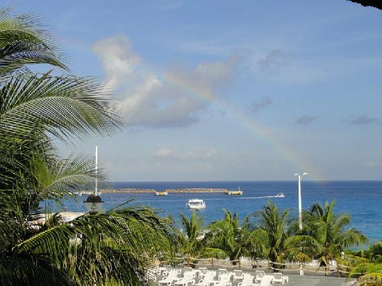 Casa del Mar Cozumel Hotel & Dive Resort: Pot of gold? I think so!