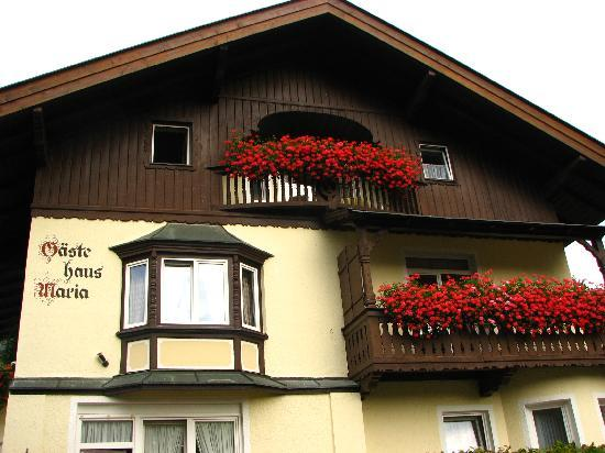 Gastehaus Maria: Maria guest house from outside