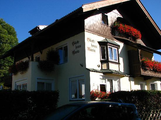 Gastehaus Maria: Maria guest house from outside (2)