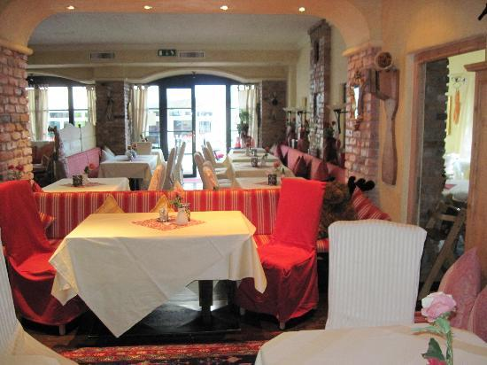 Hotel Olivia: Restaurant