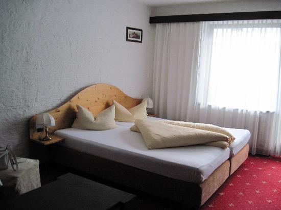 Hotel Olivia: Bett