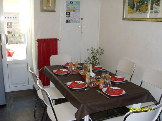 Domus Hyblea : sala colazione