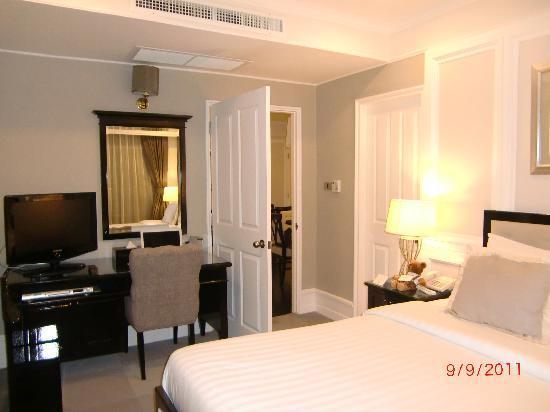 เคปเฮ้าส์ เซอร์วิสอพาร์ทเม้นท์: Bedroom