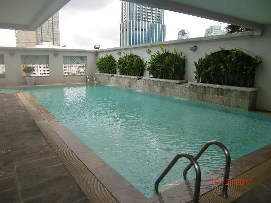 เคปเฮ้าส์ เซอร์วิสอพาร์ทเม้นท์: Swimming pool