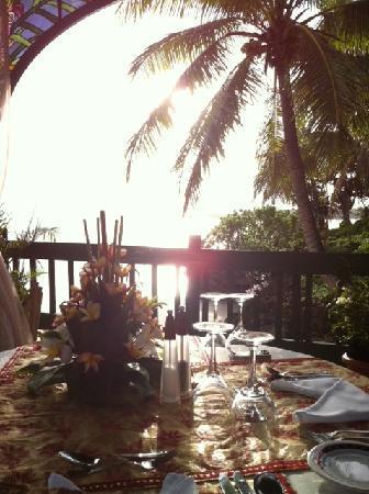 Shangri-La's Fijian Resort & Spa: Takali Cabana Dinner Experience