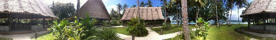 Tavanipupu Island Resort: Reception & Resturant