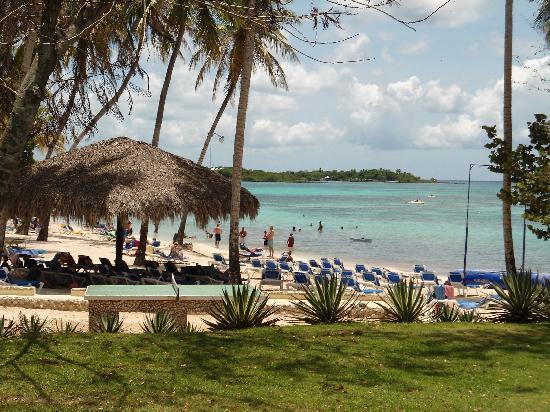 Dreams La Romana Resort & Spa: panorama