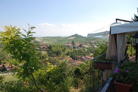 Il Borgo B&B: La Vista...